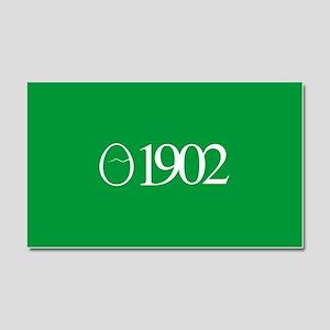 Norwich City FC 1902 Car Magnet 20 x 12