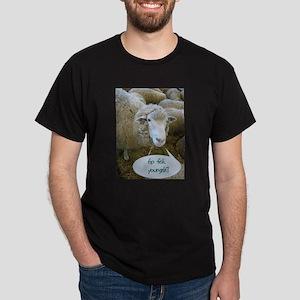 Go Felt Yourself Dark T-Shirt
