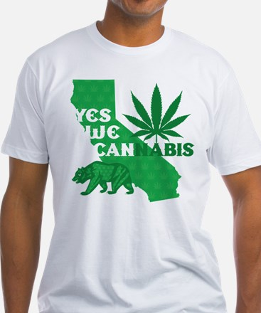 Yes We Can-nabis California Shirt