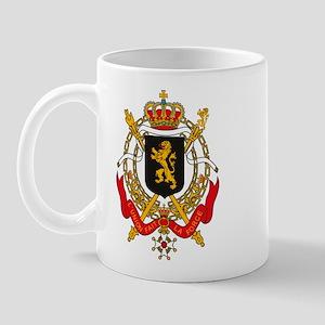 Belgium Coat of Arms Mug