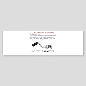 Kickstarts Bumper Sticker