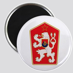 "Czechoslovakia Coat of Arms 2.25"" Magnet (10 pack)"
