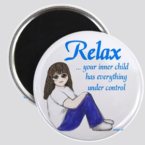 "Your Inner Child 2.25"" Magnet (10 pack)"