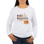 Happy Halloween Women's Long Sleeve T-Shirt