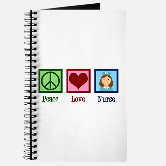 Peace Love Nurse Journal