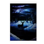 Winters' Stillness Postcards (package Of 8)