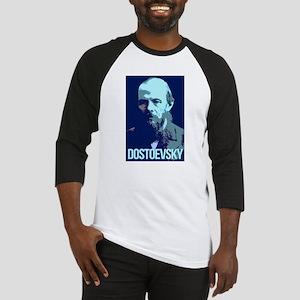 Fyodor Dostoevsky Baseball Jersey