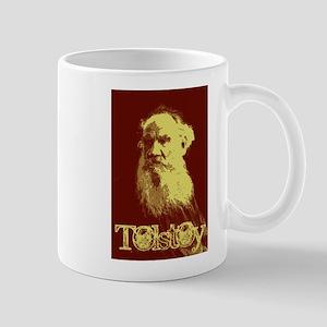 Leo Tolstoy Mug