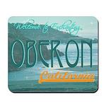 Oberon Mousepad