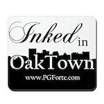 Inked In Oaktown Mousepad