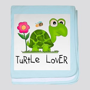 Turtle Lover Infant Blanket