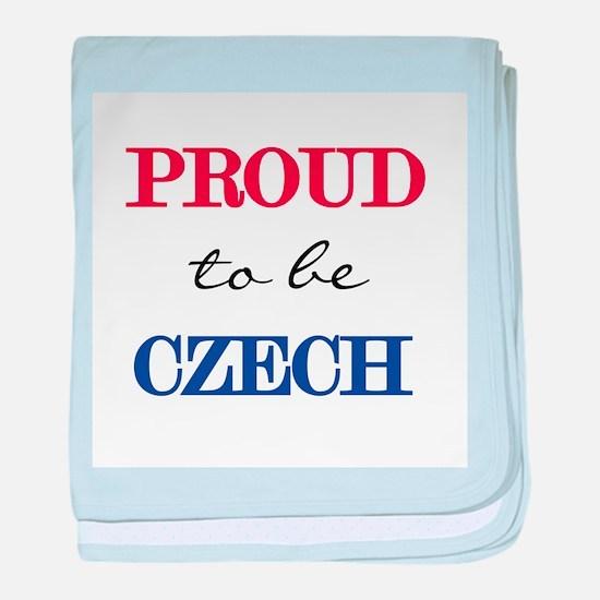 Czech Pride Infant Blanket