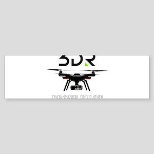 Drone pilot Bumper Sticker
