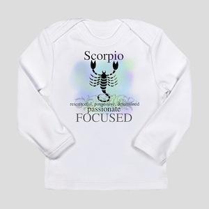 Scorpio the Scorpion Long Sleeve Infant T-Shirt