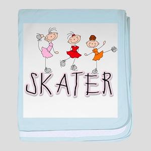 Skater Infant Blanket
