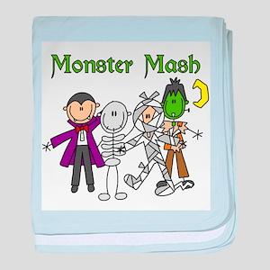 Monster Mash Infant Blanket