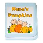 Nana's Pumpkins Infant Blanket