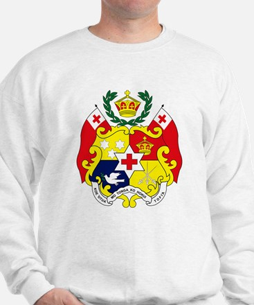 Tonga Coat of Arms Sweatshirt