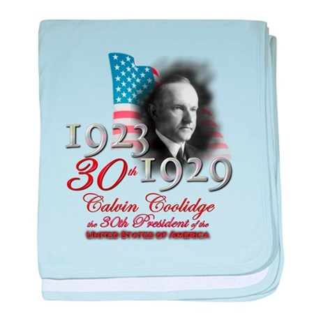 30th President - Infant Blanket