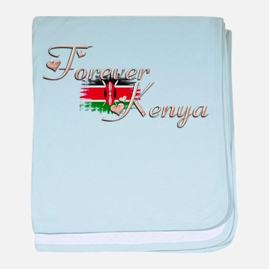 Forever Kenya - Infant Blanket