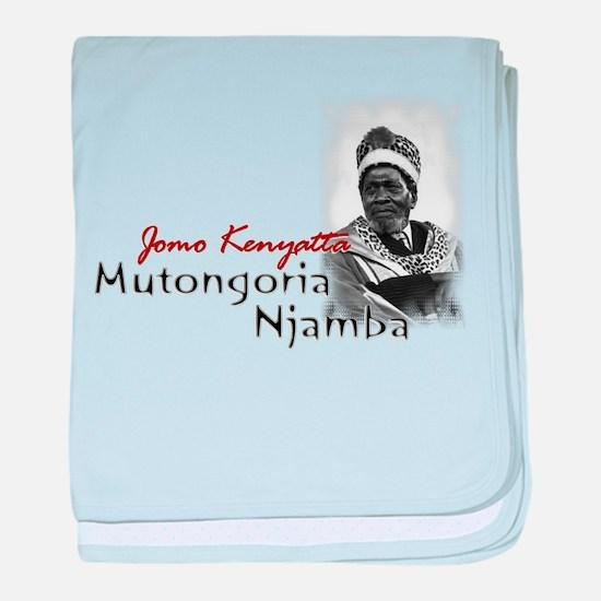 Mutongoria Njamba - Infant Blanket