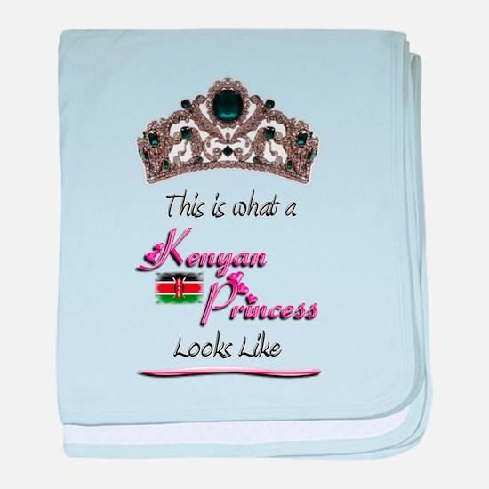 Kenyan Princess - Infant Blanket