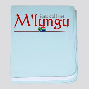 Just Call Me M'lungu - Infant Blanket
