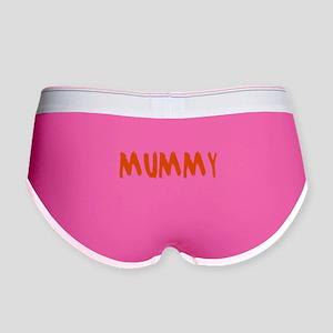 Mummy and Deady (Mommy Daddy) Women's Boy Brief