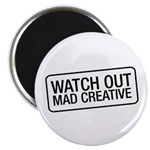Mad Creative Magnet