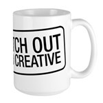 Mad Creative Large Mug