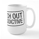 I'm Addictive Large Mug