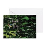OES Thank you Greeting Cards (Pk of 20)