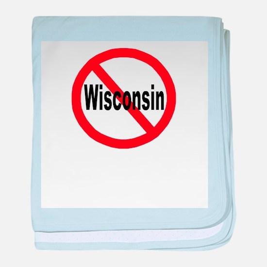 Wisconsin Infant Blanket