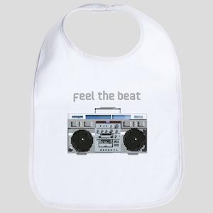 Feel the Beat Bib