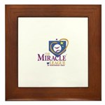 Miracle League of Northwest O Framed Tile