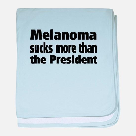 Melanoma Infant Blanket