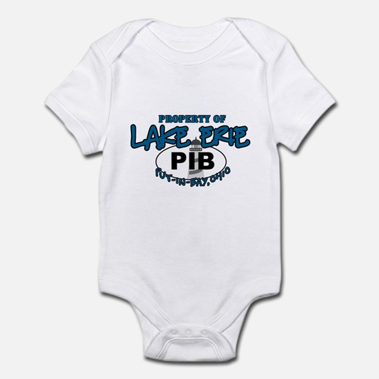 Property of Lake Erie (PIB) Infant Bodysuit