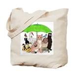 Umbrella Species Tote Bag