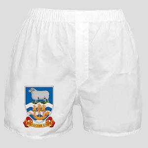 Falkland Islands Coat of Arms Boxer Shorts