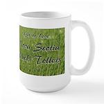 Nova Scotia Duck Tolling Retriever Large Mug