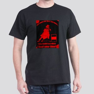 haulin ass barrel racer Dark T-Shirt
