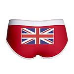 UNION JACK UK BRITISH FLAG Women's Boy Brief