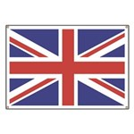 UNION JACK UK BRITISH FLAG Banner