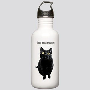 I See Dead Mousies Stainless Water Bottle 1.0L