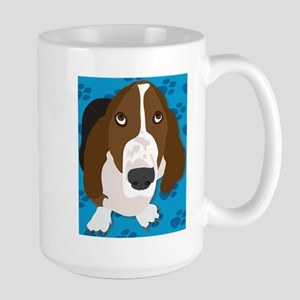 Wilbur Dog Large Mug