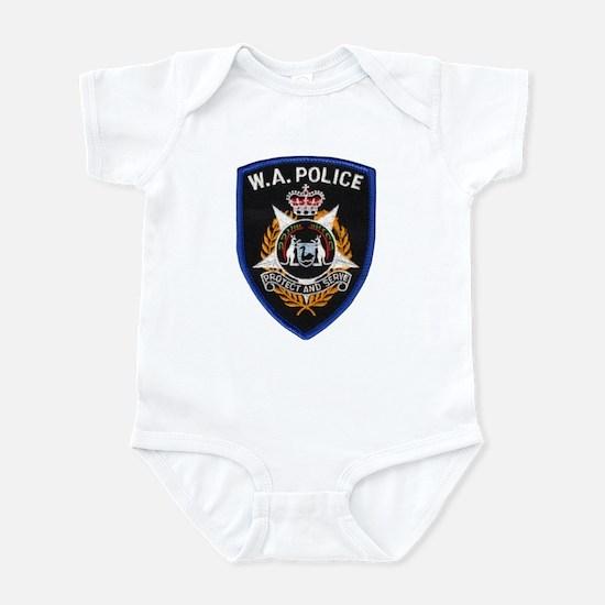 West Australia Police Infant Bodysuit