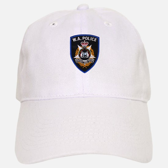 West Australia Police Baseball Baseball Cap