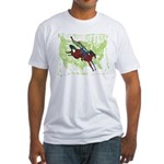 American Cowboy Fitted T-Shirt