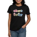 Pastel SIGN BABY SQ Women's Dark T-Shirt