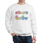 Pastel SIGN BABY SQ Sweatshirt